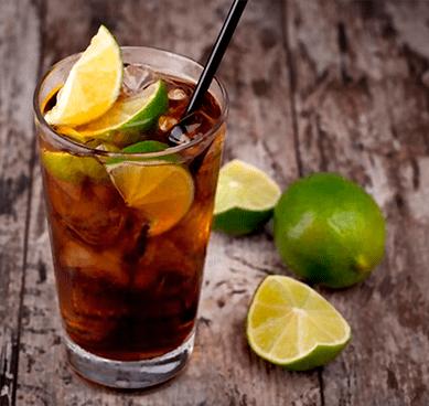 Bebida Cuba