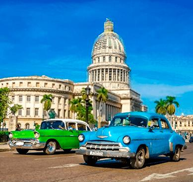Transporte Cuba