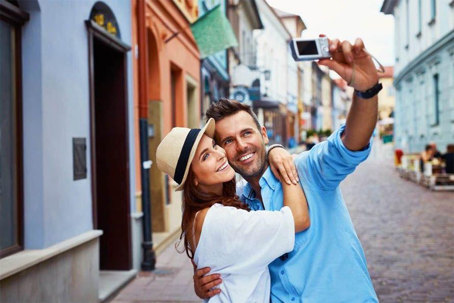 Viajar con parejas