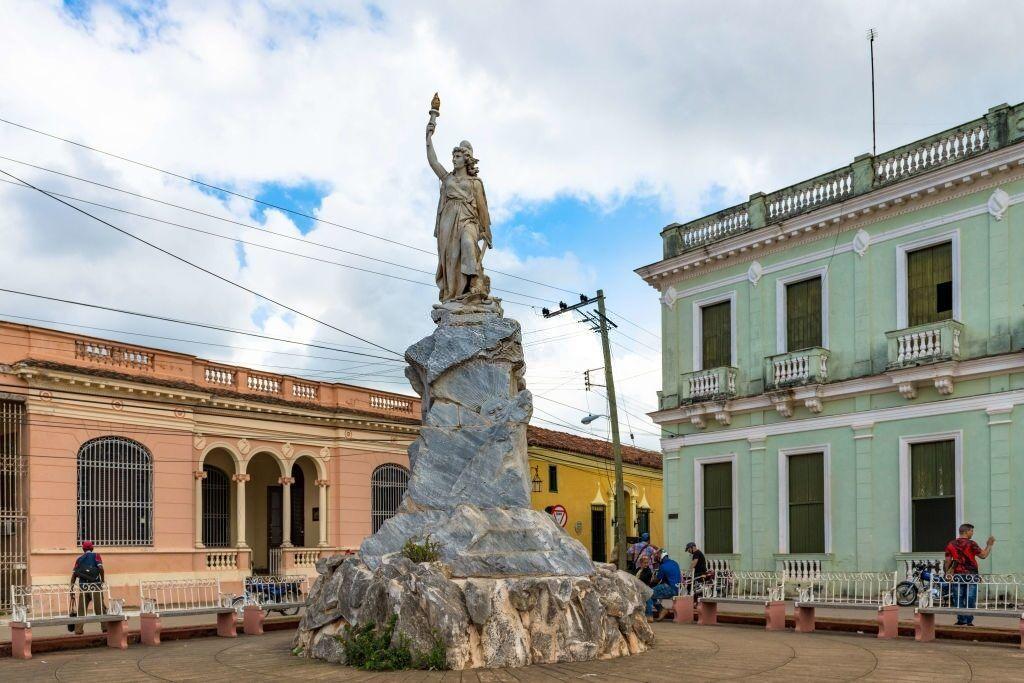 Estatua de la Libertad de Remedios