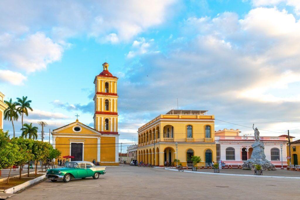 Iglesia Nuestra Señora del Buen Viaje