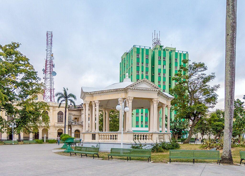Parque Leoncio Vidal