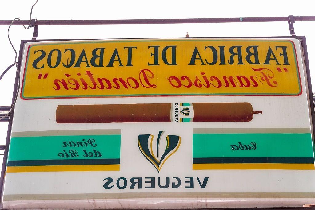 Fábrica de Tabacos Francisco Donatien