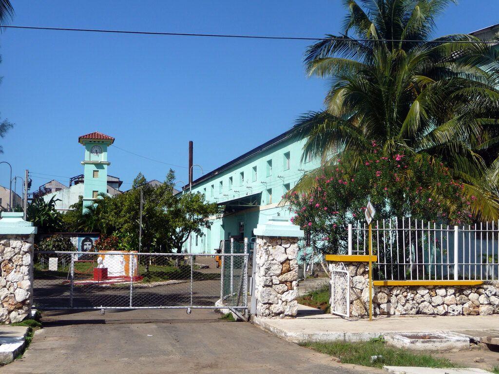 Fábrica de ron de Arechabala