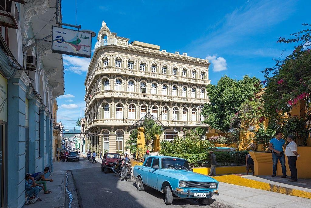 Hotel Imperial en Santiago de Cuba