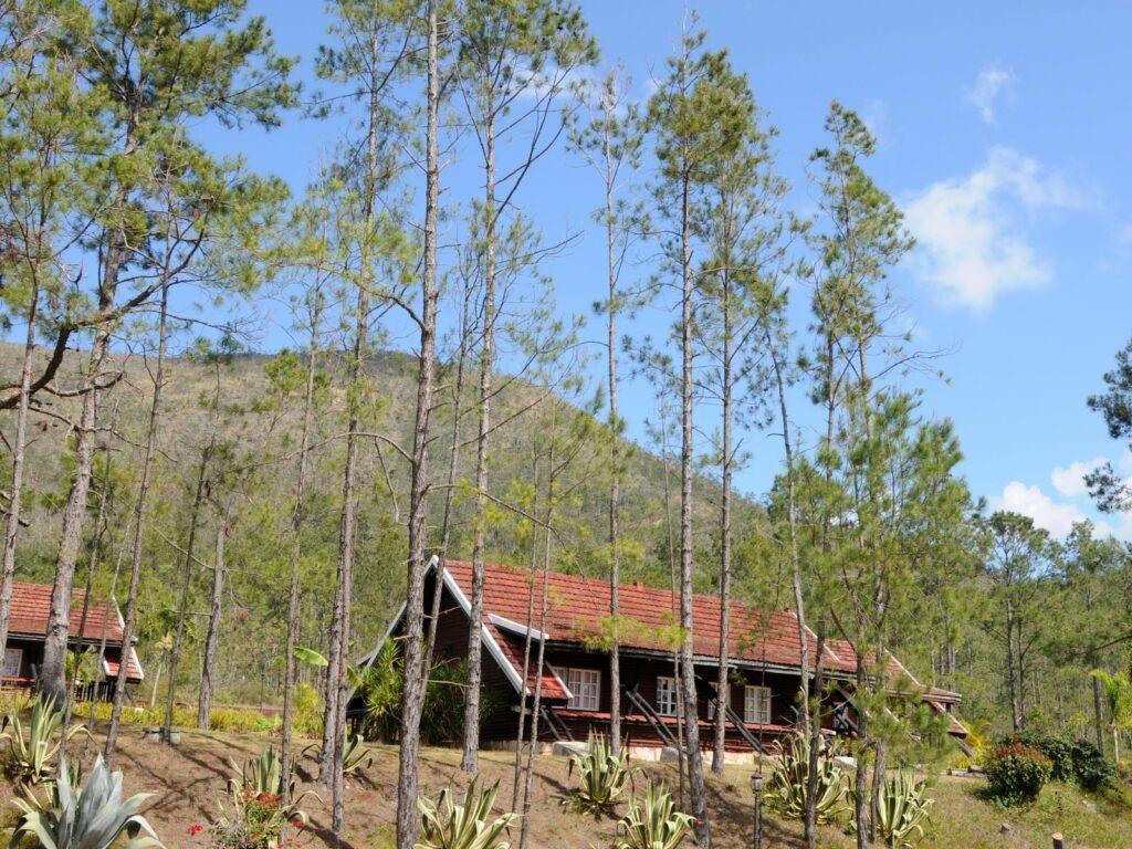 Meseta y Villa Pinares de Mayari