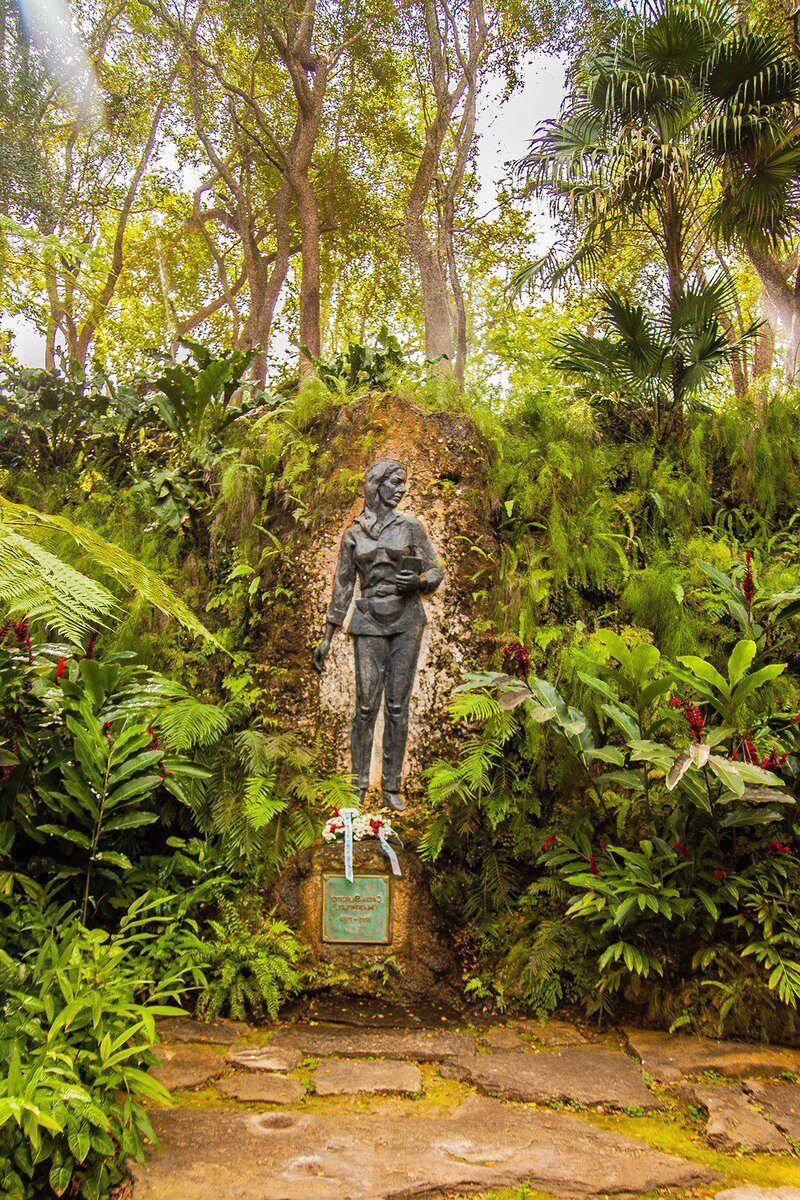 Monumento a Celia Sánchez