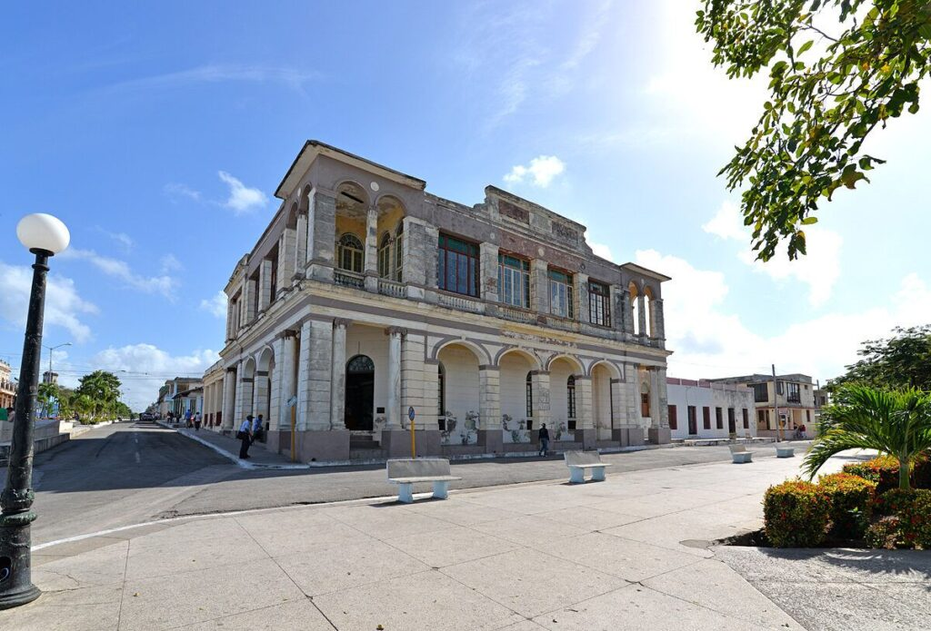 "Museo Municipal ""Fernando García Grave de Peralta"""