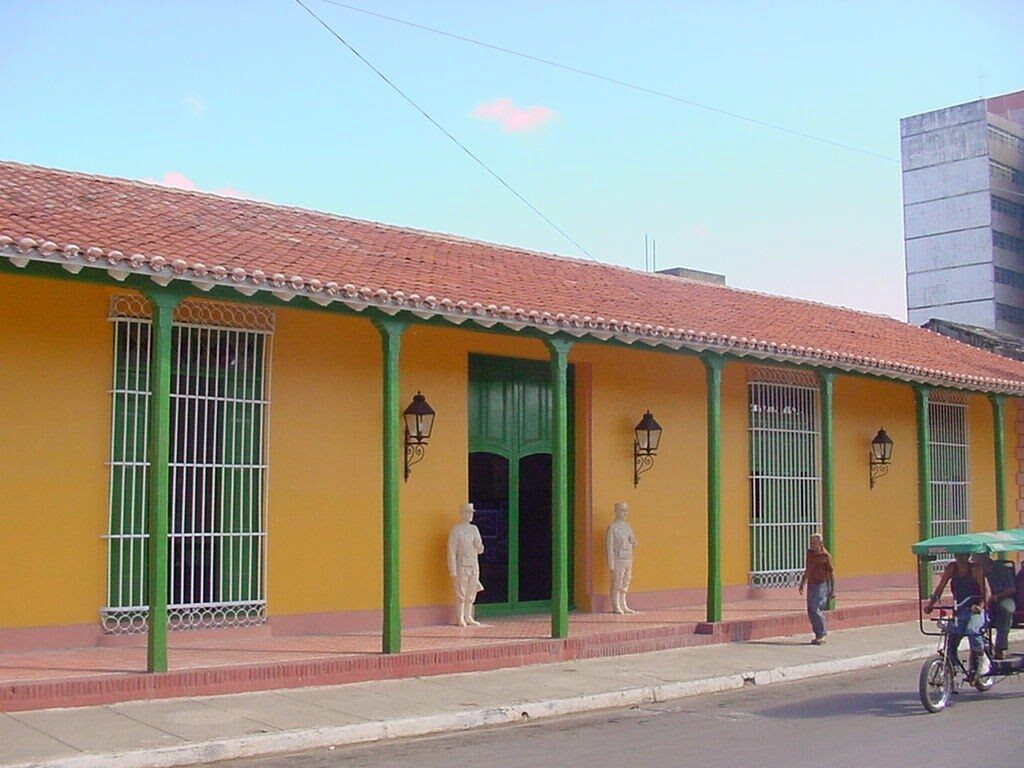 Museo Provincial Simón Reyes