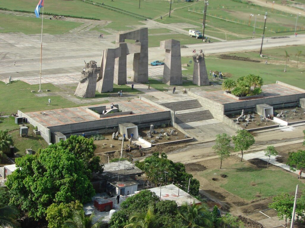 Plaza de la Revolución Mariana Grajales Coello