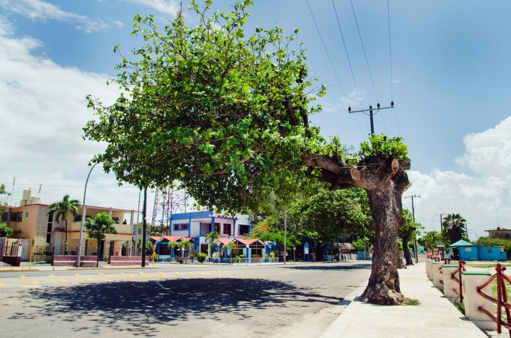Varadero en Cuba